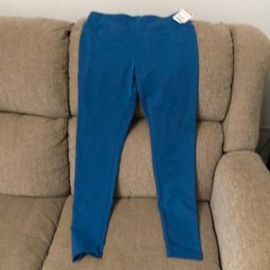 Danskin Pants - Danskin Medium Weight Leggins Sz L